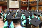 Graduation Ceremony of Medical Doctors