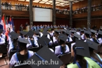 Graduation Ceremony for Dentists, Pharmaceutists and Medical Biotechnologists
